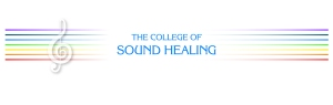 College of sound healing logo